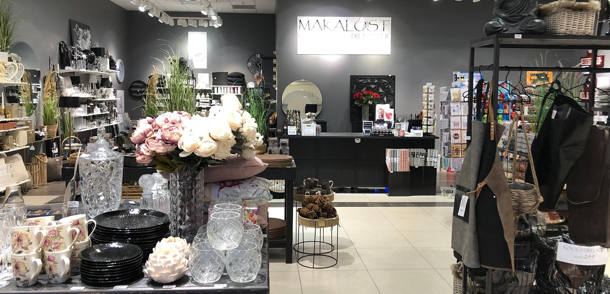 Vår butik